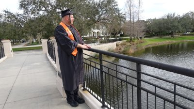 Graduation March 2, 2018 4:15 pm Full Sail University
